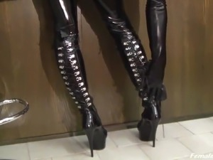 free latex sex movie archives