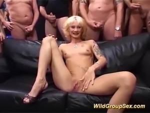 euro group sex orgie