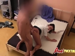 crying amateur anal oral