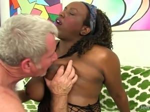 fat black girl in thong