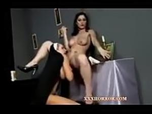 free lesbian nun porn vids