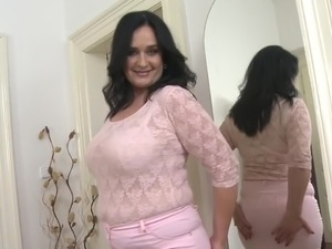 busty anal lesbian