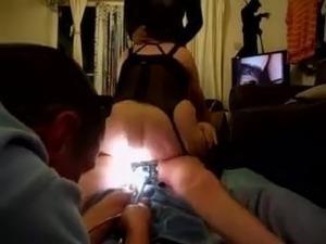 ass licking sluts black