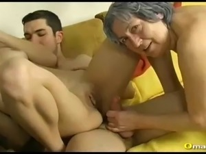 mature x grannie handjob compilations