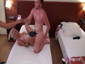dominant wife cuckold husband pictures