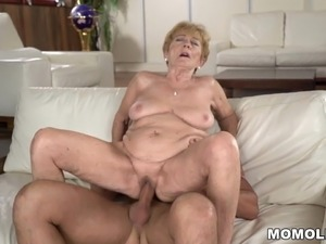 granny sex black