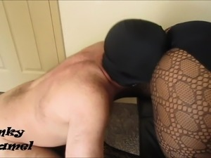 Sexy girls spitting