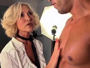 granny nurse anal movies