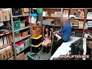 vile police video girl