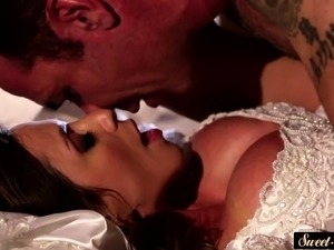 anal action lesbian male bride anal