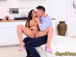 fuck wife sperm compete egg cock