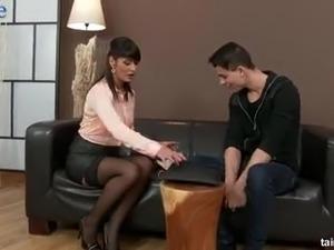 Sex stockings videos