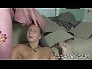 pussy public people