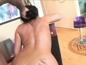 amateur interracial anal in tube