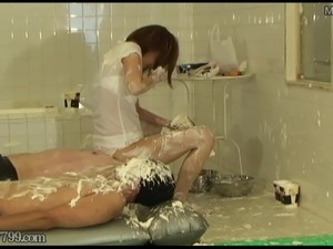 humiliation black white sex