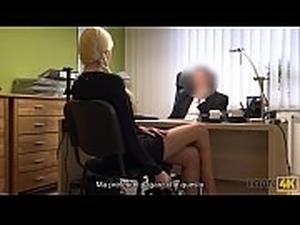 officer see secretary pussy video