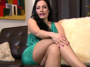 sexy shemale in pantyhose