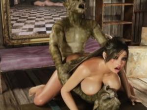 alien sex cartoon movie