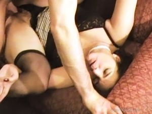 alexis amore threesome anal