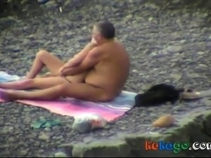 Real outdoor sex